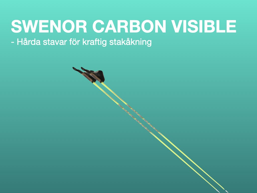 Swenor Carbon Visible